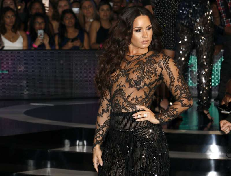 Demi Lovato In Mourning After Friend's Death: