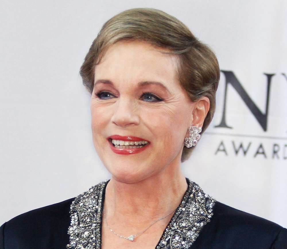 "Julie Andrews: Therapy ""Saved My Life, In A Way"""