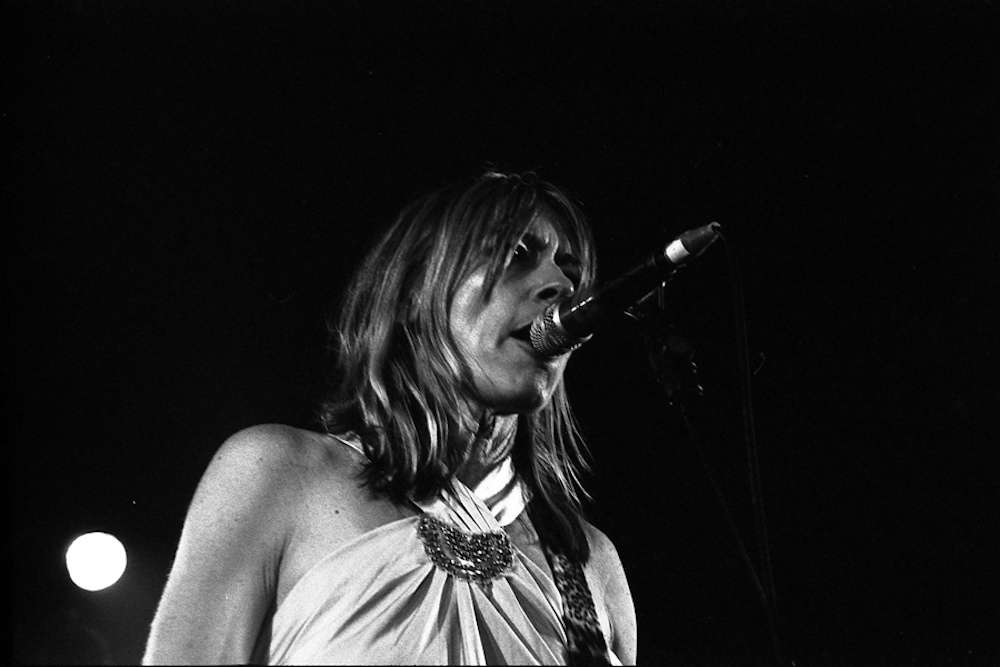 Sonic Youth's Kim Gordon: I WasThrown In Disney JailFor Weed