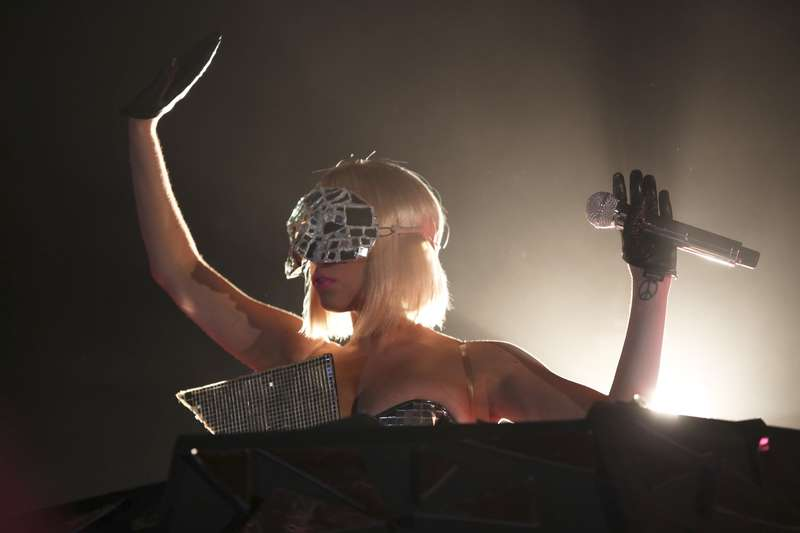 Lady Gaga's Mother Discusses Singer's Childhood Mental Health