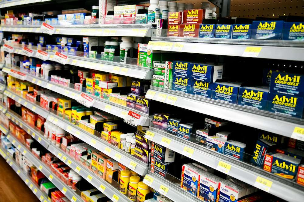Over-The-Counter Meds Increasingly Used By Young People For Self-Poisoning