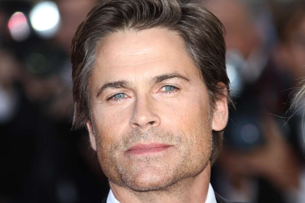 Rob Lowe:Demi Moore Inspired Me To Get Sober