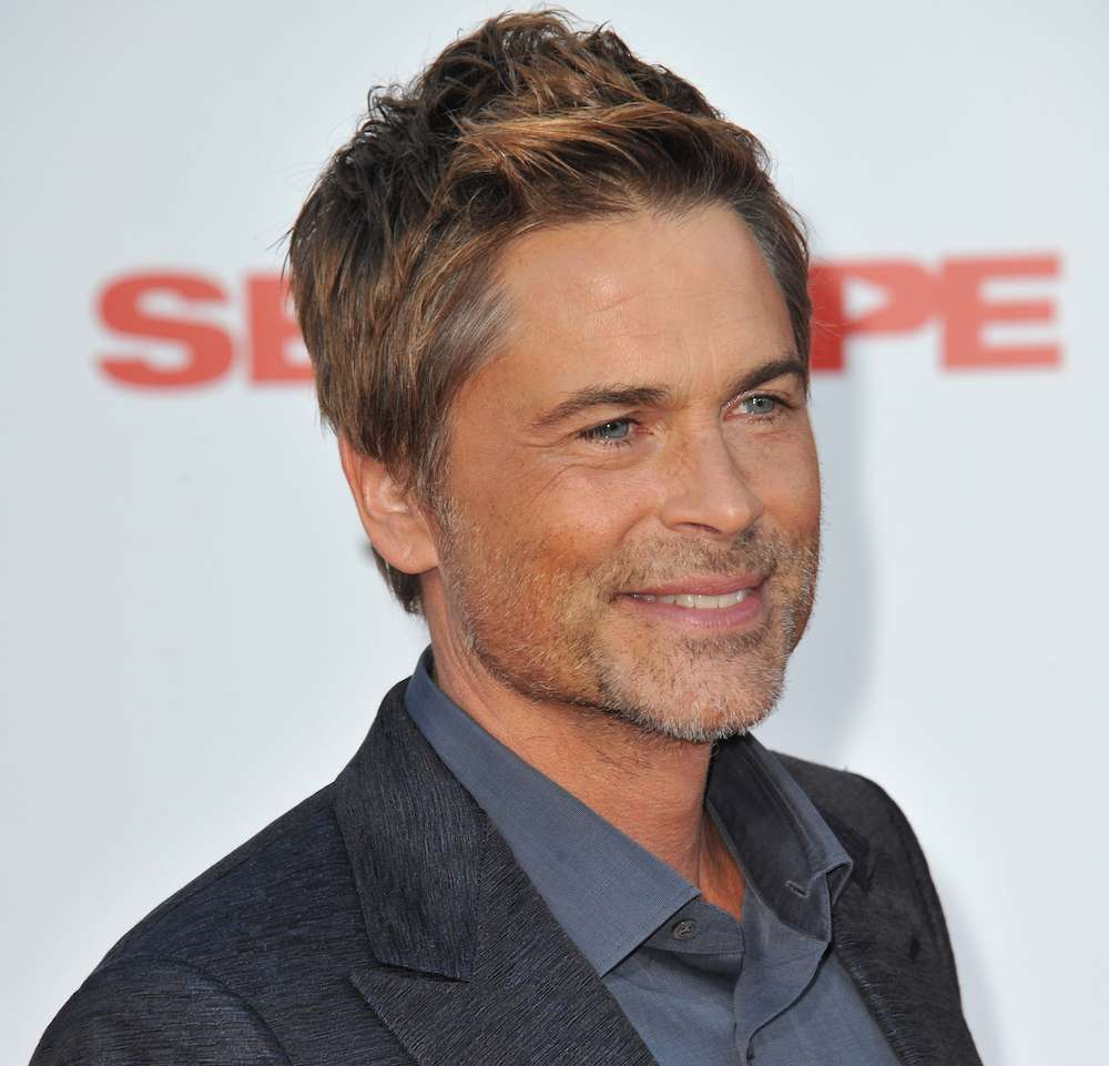 Rob Lowe: My Sex Tape Helped Me Get Sober