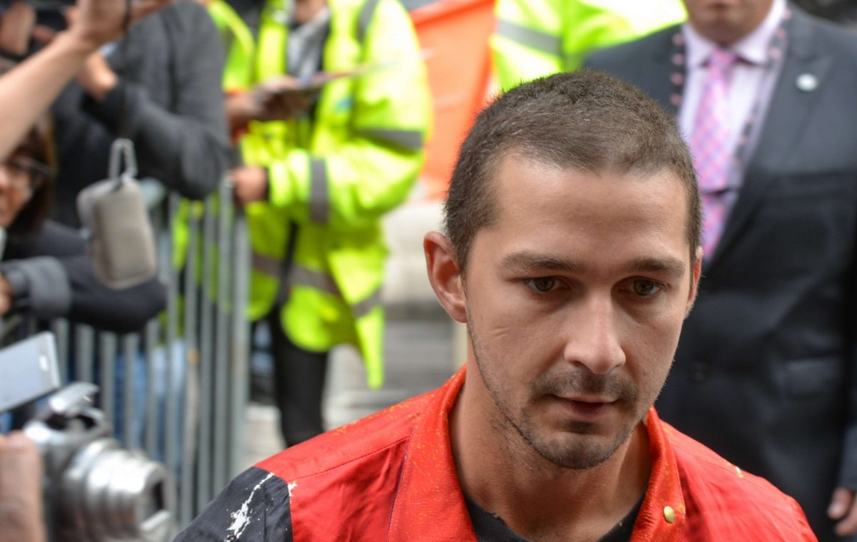 Shia LaBeouf Says Co-Star With Down Syndrome Saved Him From Alcohol