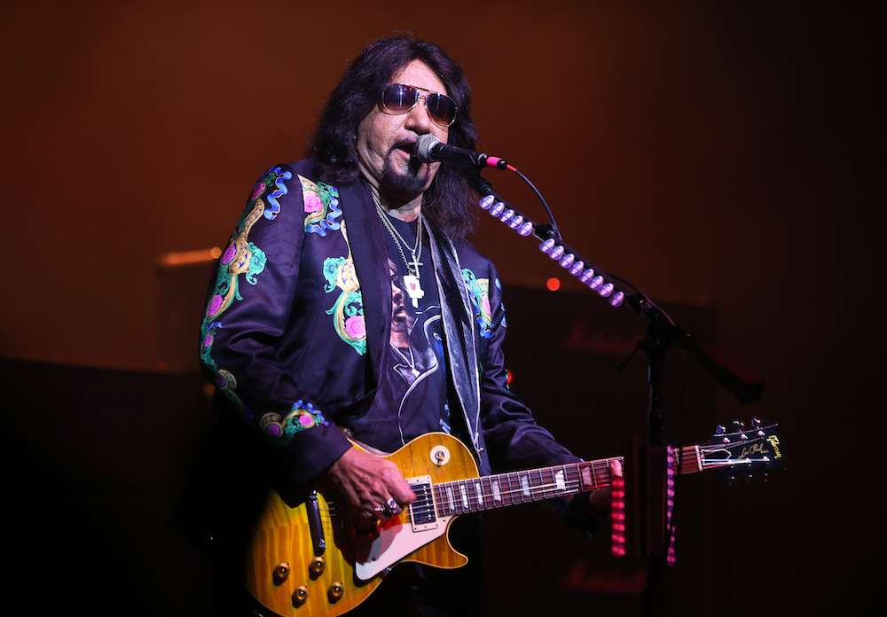 Ex-Kiss Guitarist Ace Frehley Details Phone Call That Made Him Get Sober