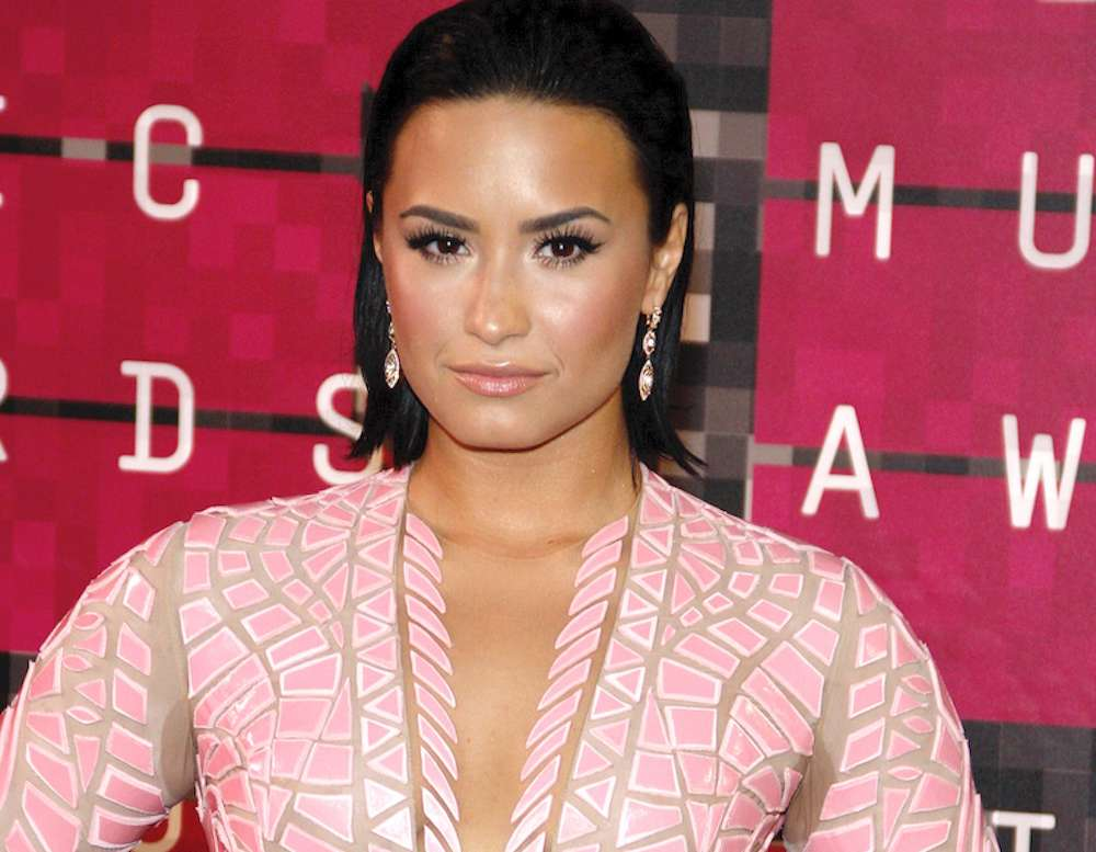 Demi Lovato Gets Candid In First Interview Since Hospitalization