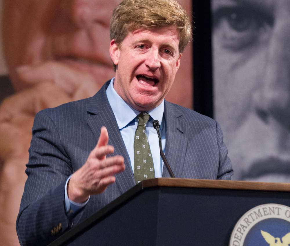 Patrick Kennedy Discusses Cousin's Overdose Death With Dr. Phil