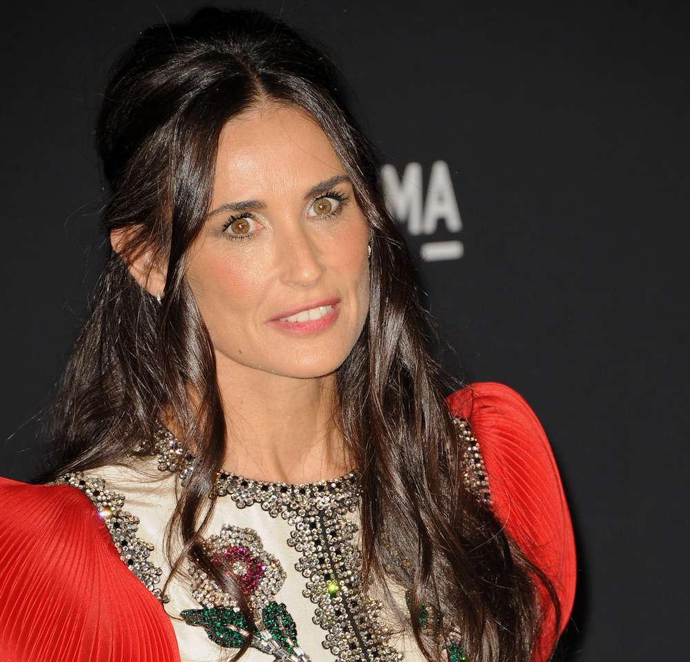 Demi Moore Says She Was Addicted To Ashton Kutcher