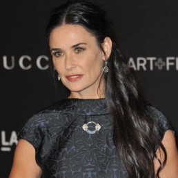 Demi Moore And Family Open Up About Her Addiction:
