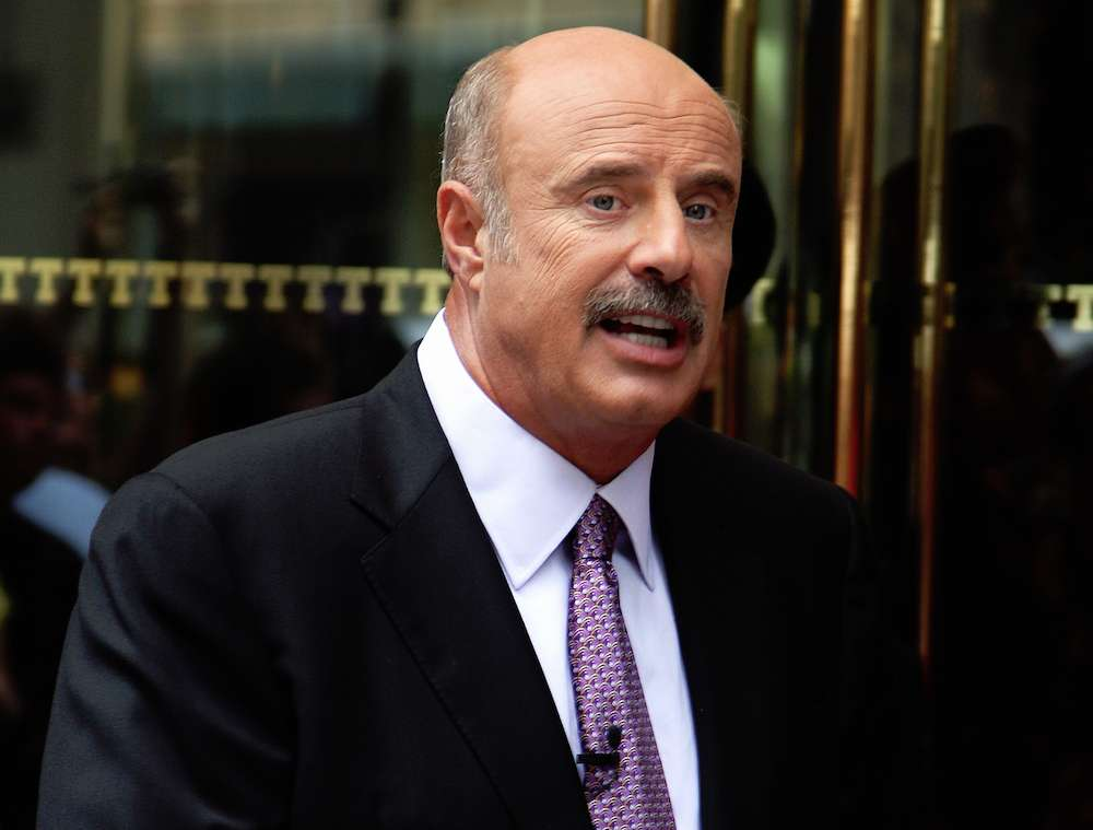 Dr. Phil Says Occasional Marijuana Use Will Drop IQ, Experts Call Him Out