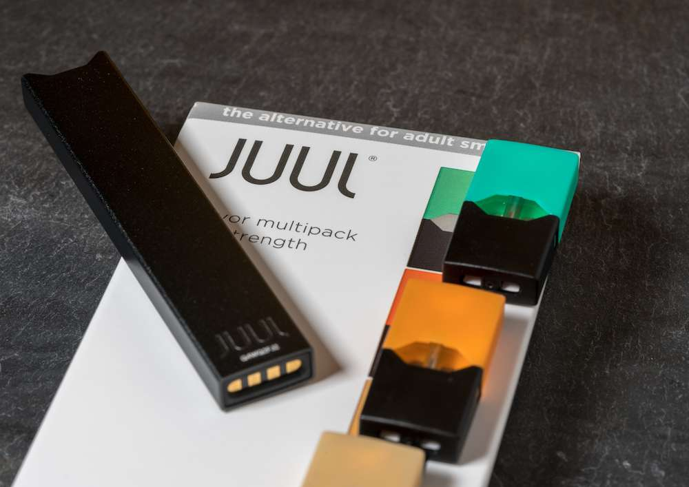 Former Juul ExecAccuses Company Of Selling Contaminated Vape Liquid