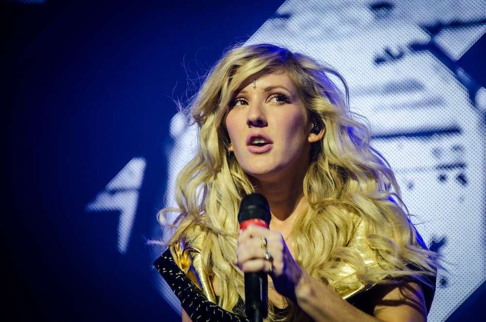 Ellie Goulding Describes Using Alcohol To Cope With Early Fame