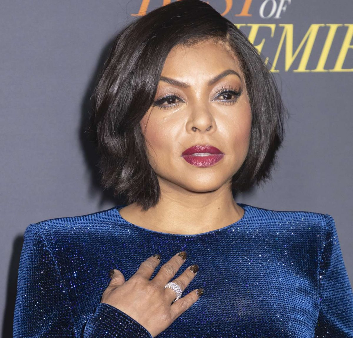 Taraji P Henson Talks Therapy, Feeling Helpless
