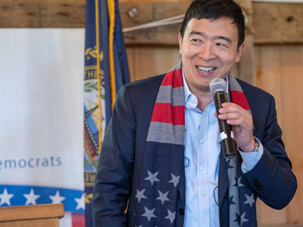 Andrew Yang Wants To Invest In Safe Consumption Sites