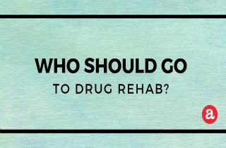 Drug treatment rehab centers: Who should go?