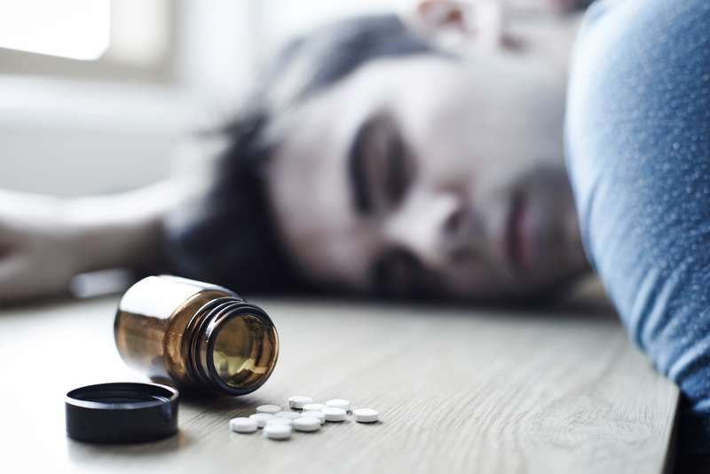 Long Term Effects of Overdoses on the Brain