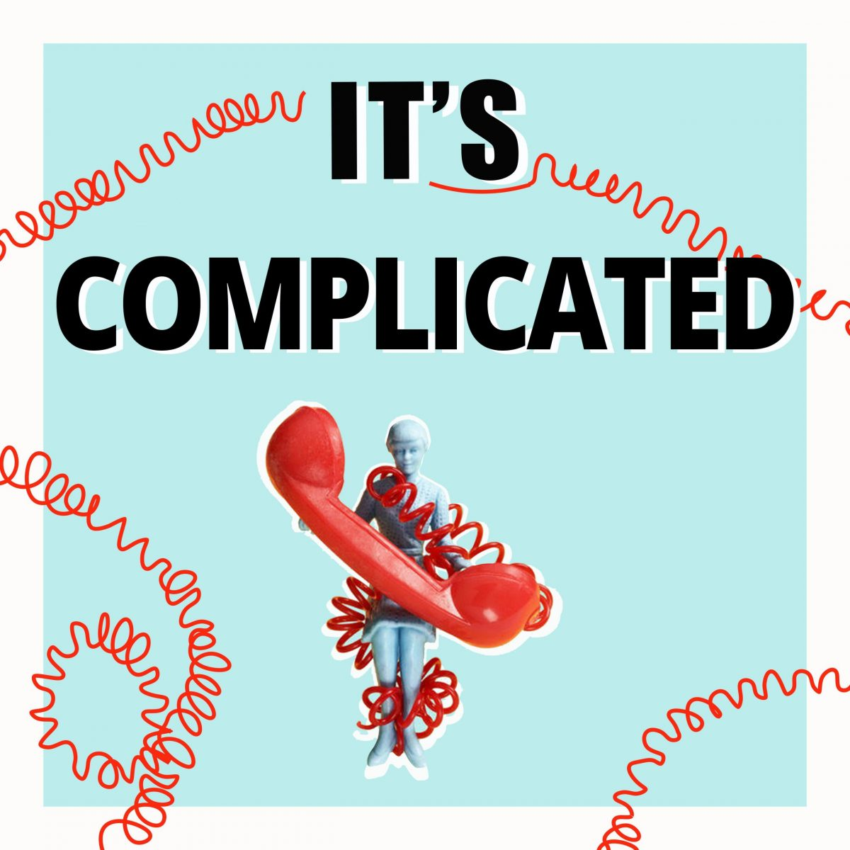 Season 3 of our digital detox podcast, It's Complicated, launches today.