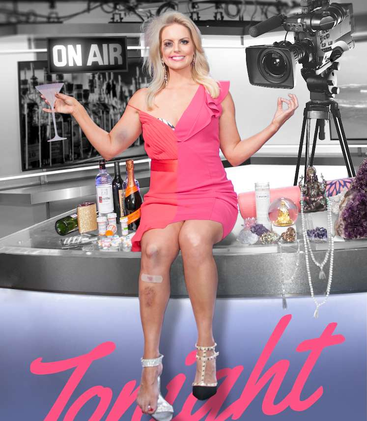 News Anchor Courtney Friel on Life as a Party Girl, Recovery, and Sobriety