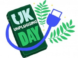 Ditch Your Device for a Day on UK Unplugging Day