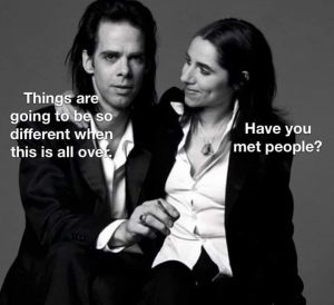 It's Complicated digital detox podcast: 'Nick Cave and the Bad Memes'